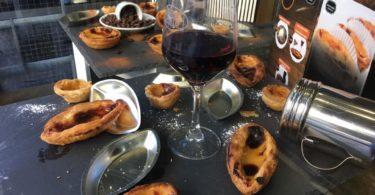Pasteis de Nata au Porto - Natas Ouro - Porto et Vila Nova de Gaia