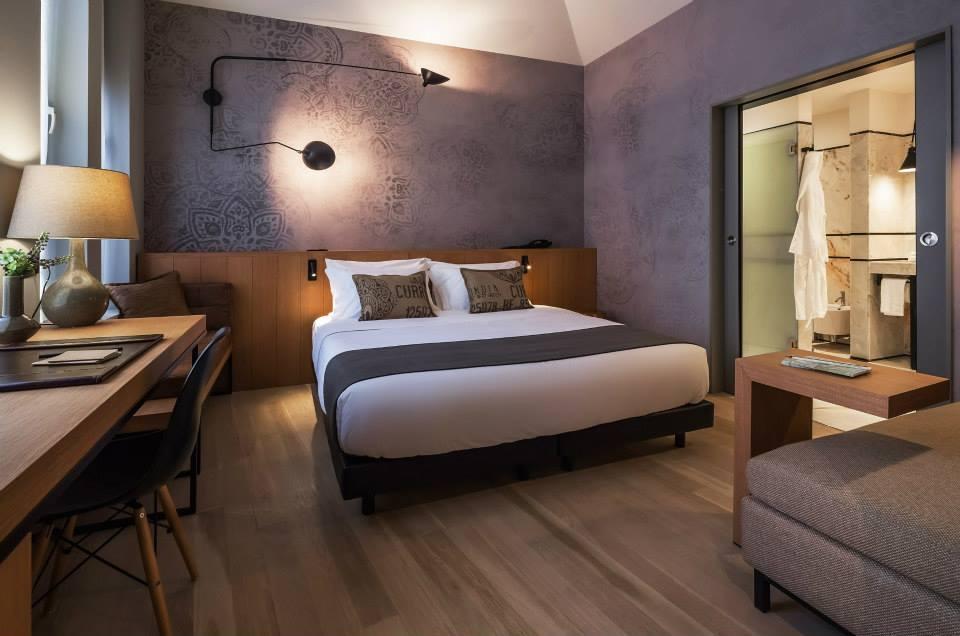 Chambre double - Descobertas Boutique Hotel - Porto