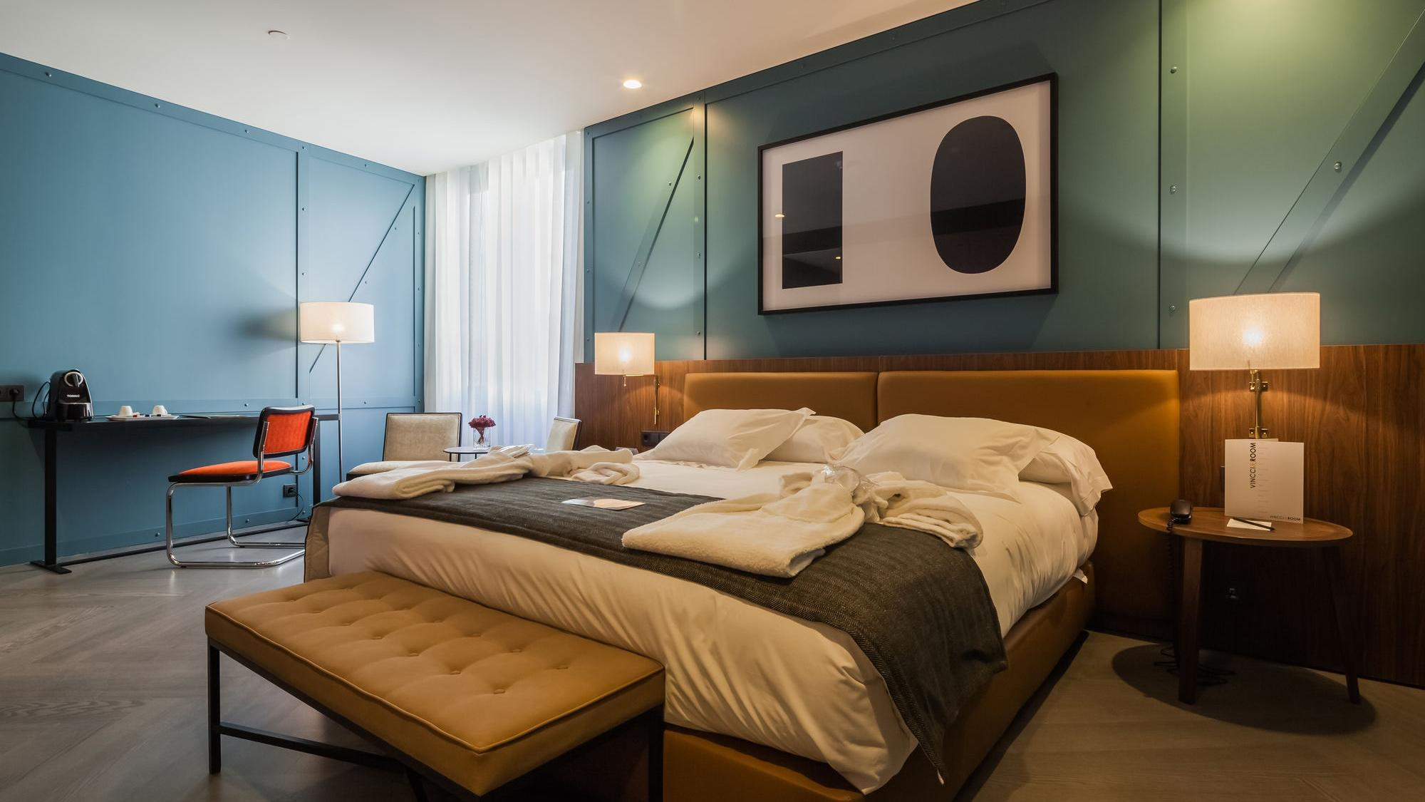 Chambre double - Vincci Porto - 4 etoiles - Porto