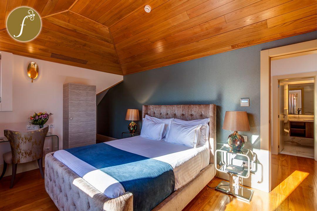 Chambre double du Flores Village Hotel Spa - 4 etoiles - Porto