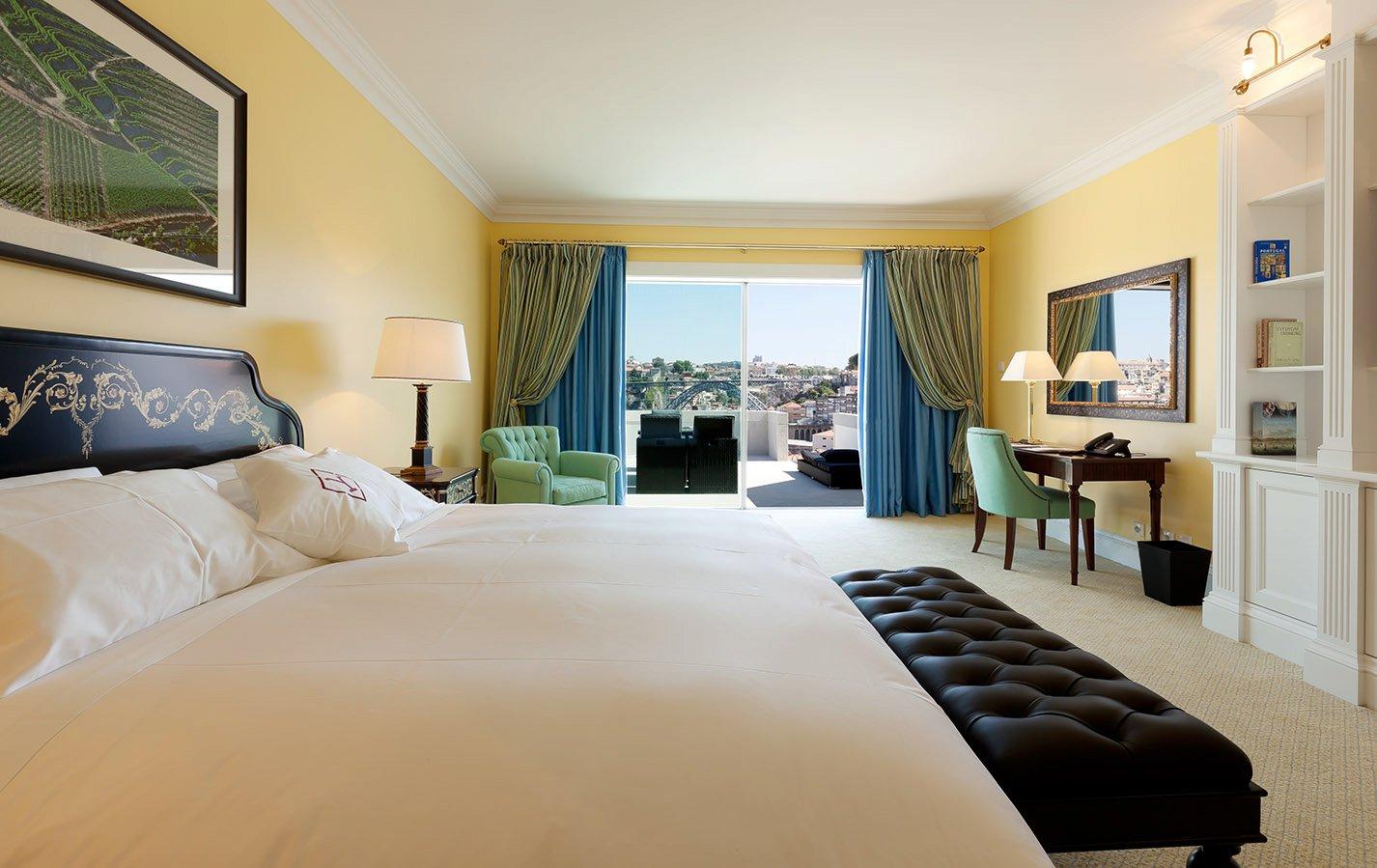 Chambre Superieure The Yeatman Hotel 5 Etoiles Porto Week