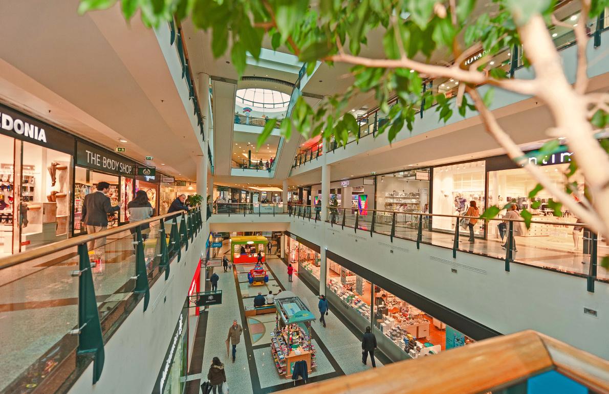 Galerie marchande Via Catarina Shopping - Porto