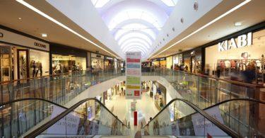 Galerie marchande du Mar Shopping Matosinhos - Centre commercial Porto