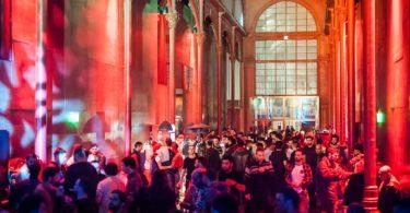 Salle principale - Discotheque Hard Club - Porto