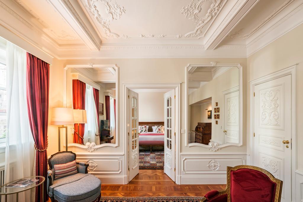 Suite du Infante Sagres - Hotel 5 etoiles - Luxe - Porto