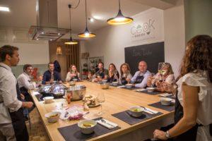 Atelier de cuisine - Porto