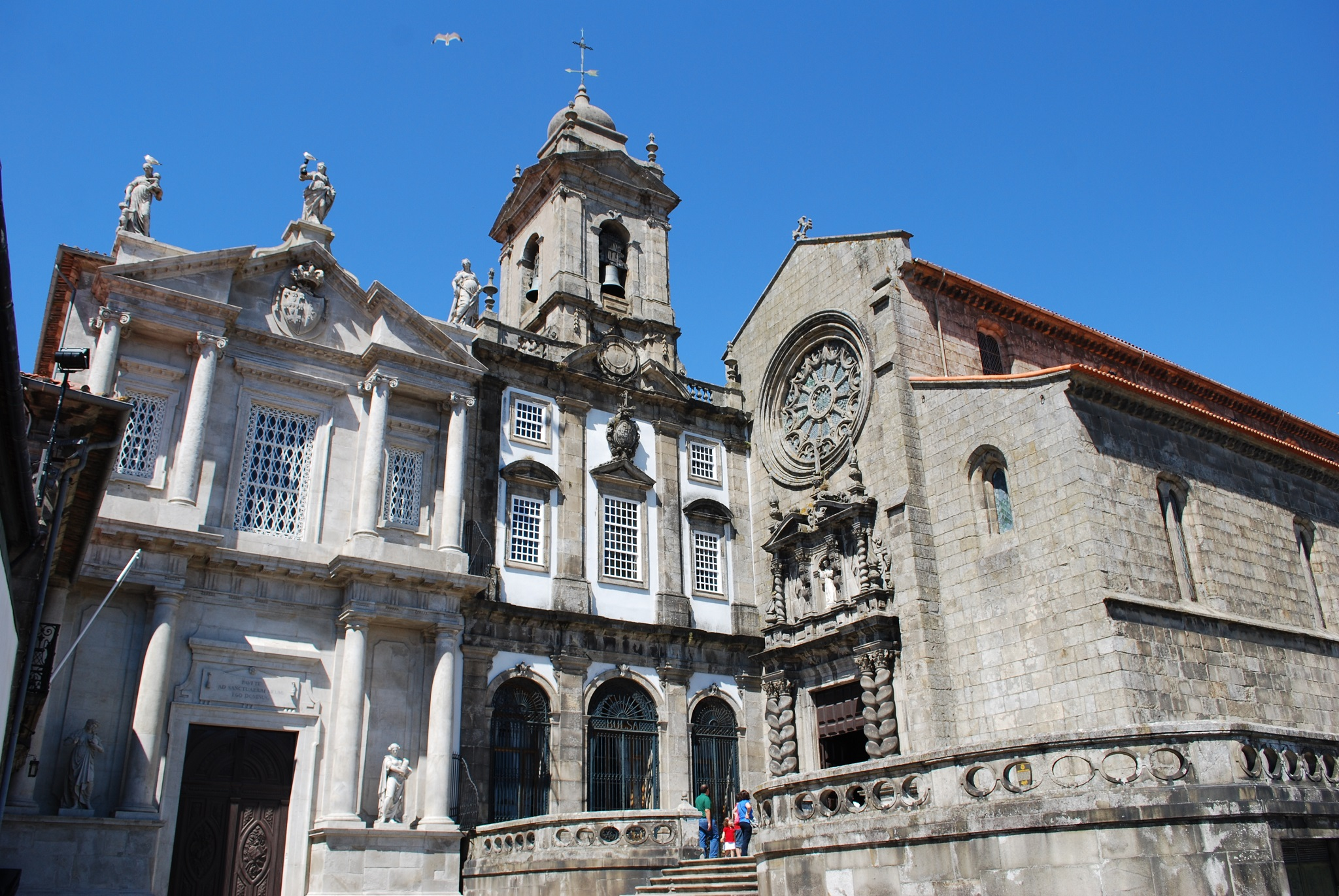 Facade eglise Sao Francisco - Porto
