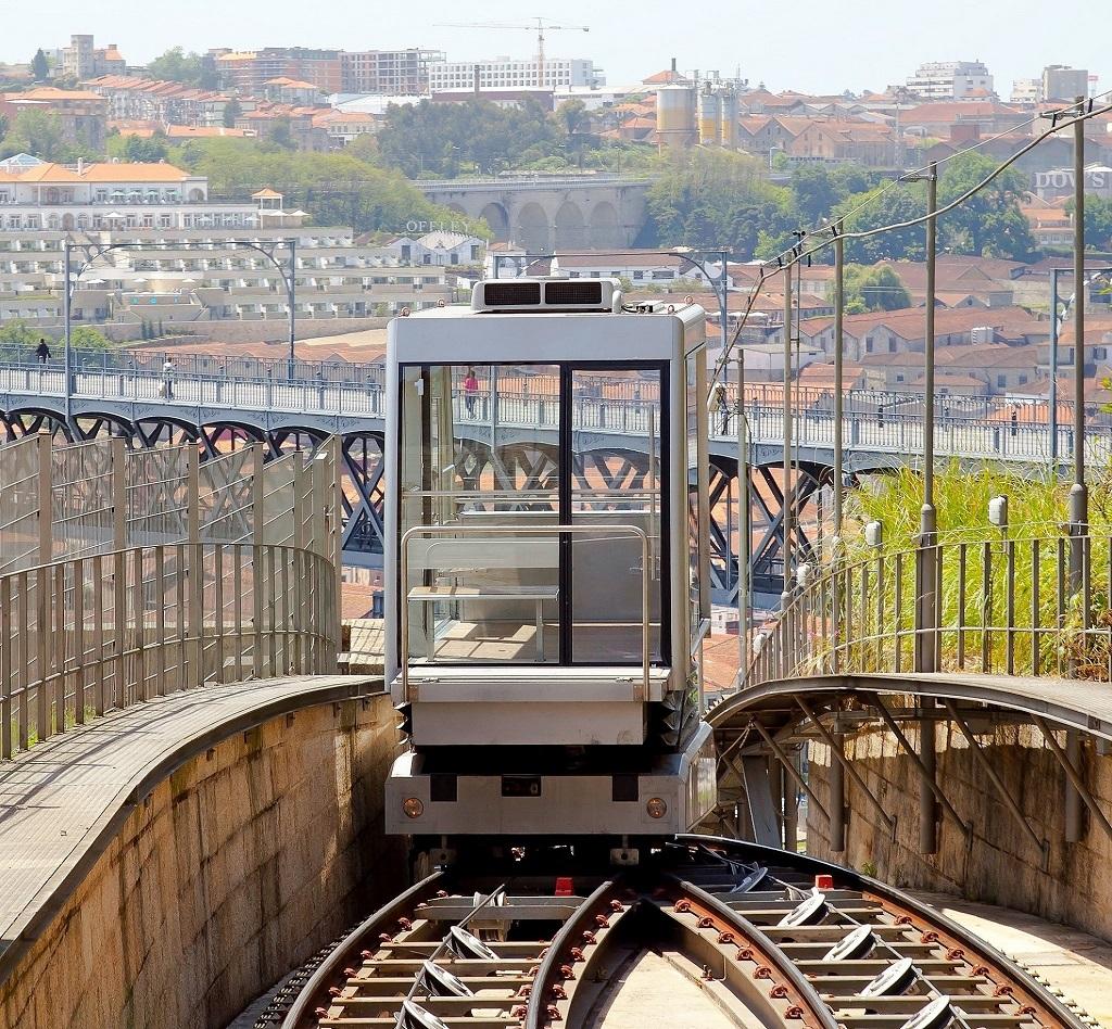 Funiculaire de Guindais - Porto