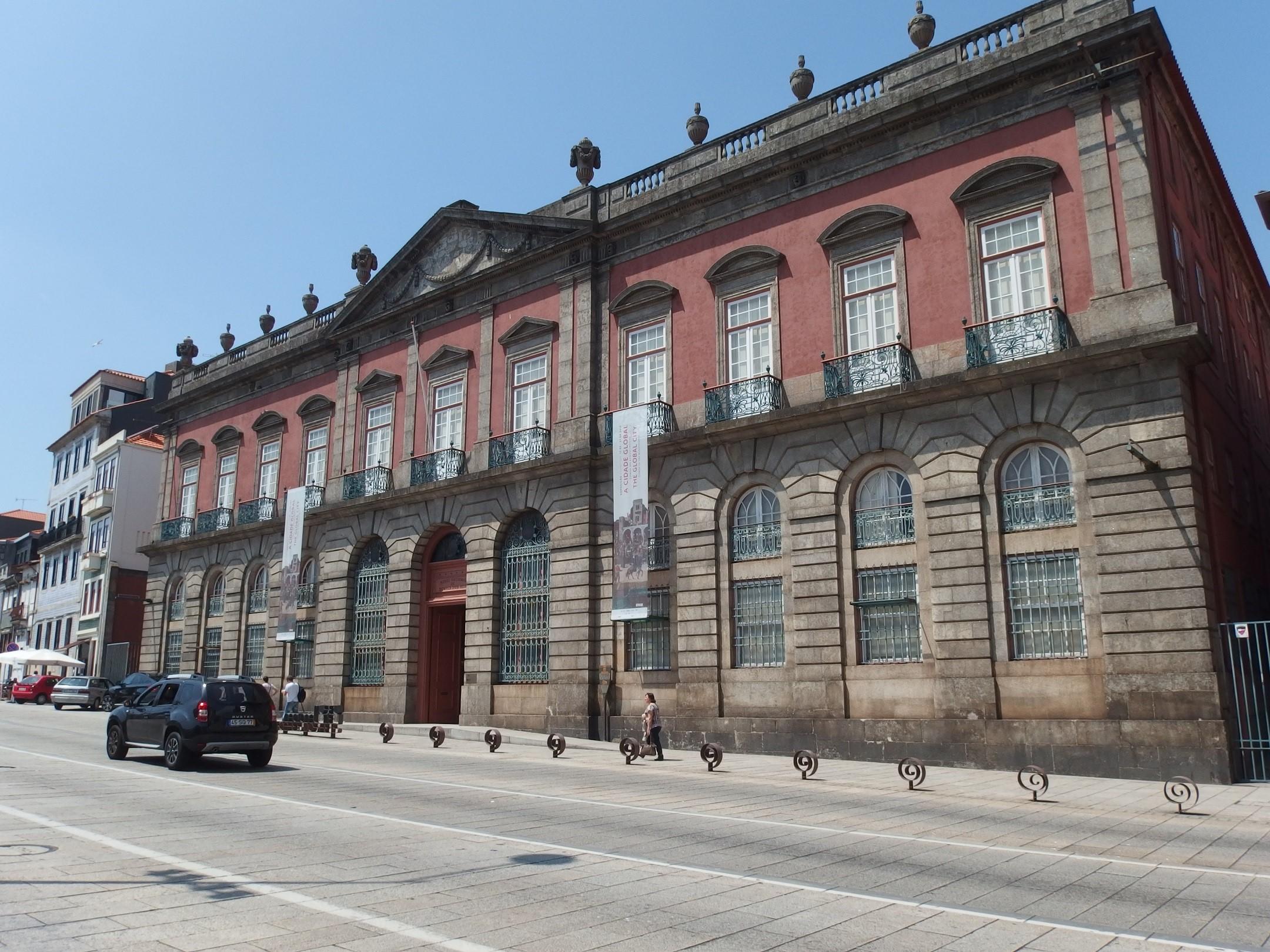 Batiment du Musee Soares dos Reis - Art Classique et Decoratif - Porto