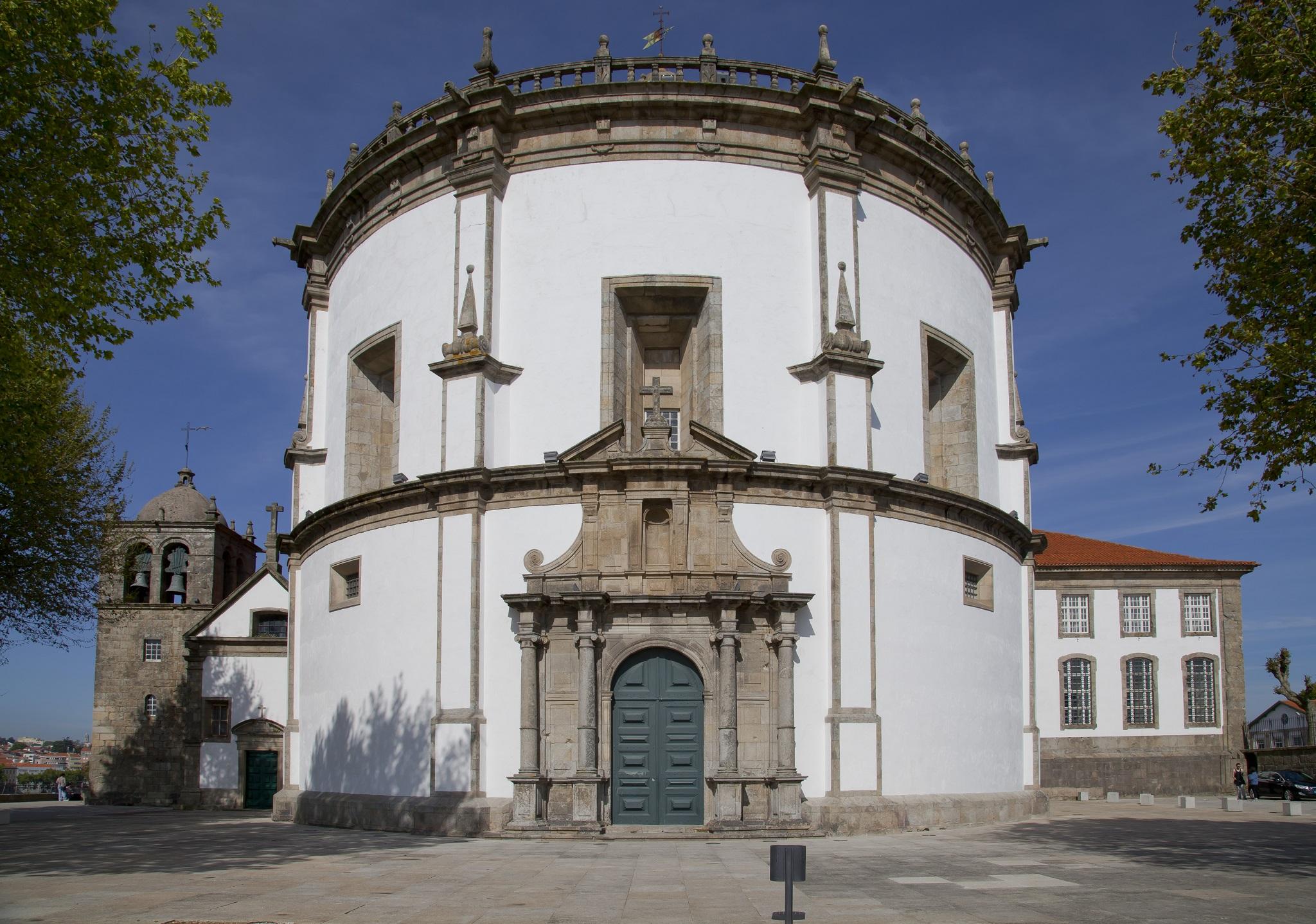 Eglise et Monastere de la Serra do Pilar - Vila Nova de Gaia - Porto
