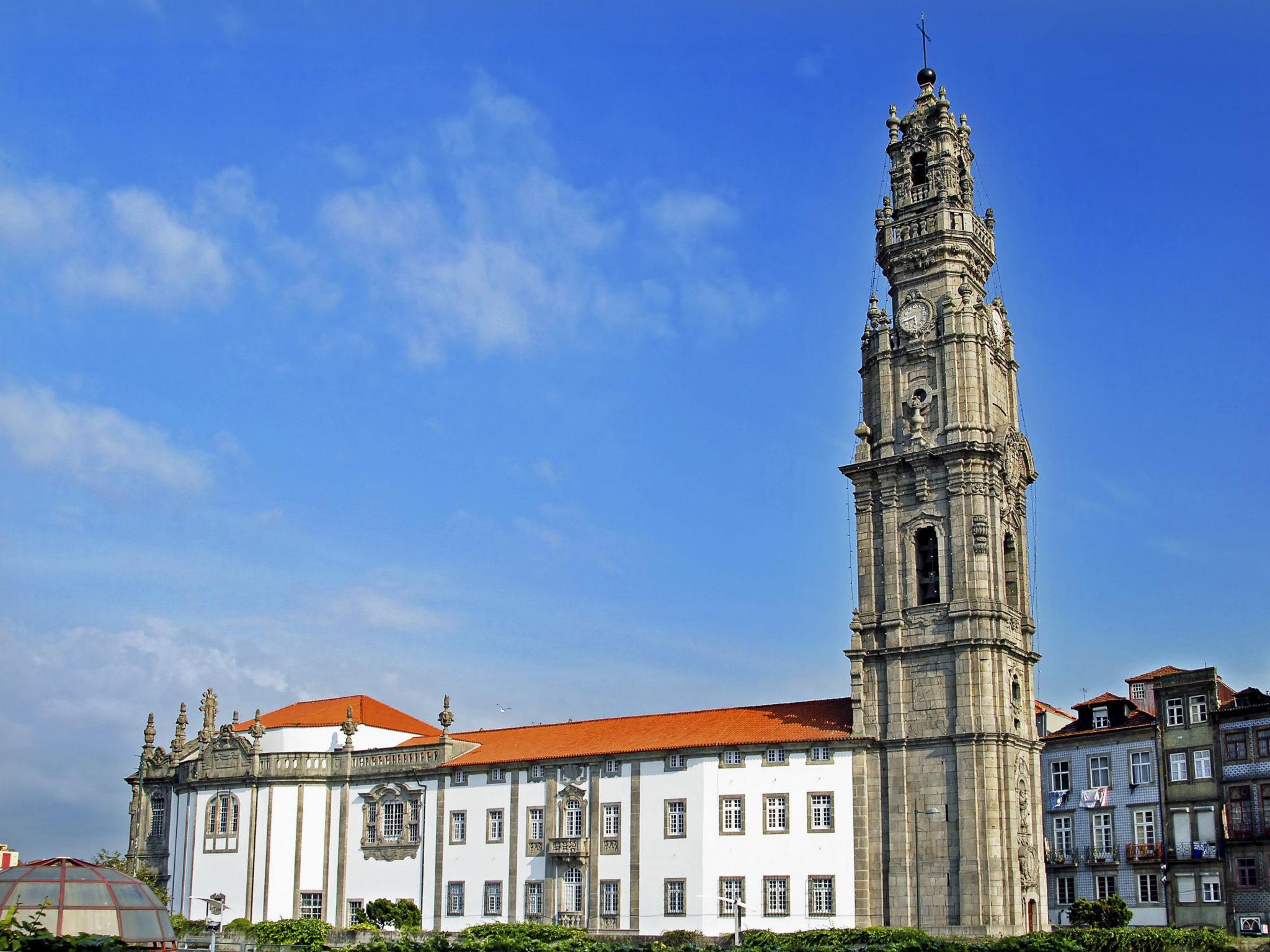 Eglise et Tour des Clercs - Torre dos Clerigos - Porto