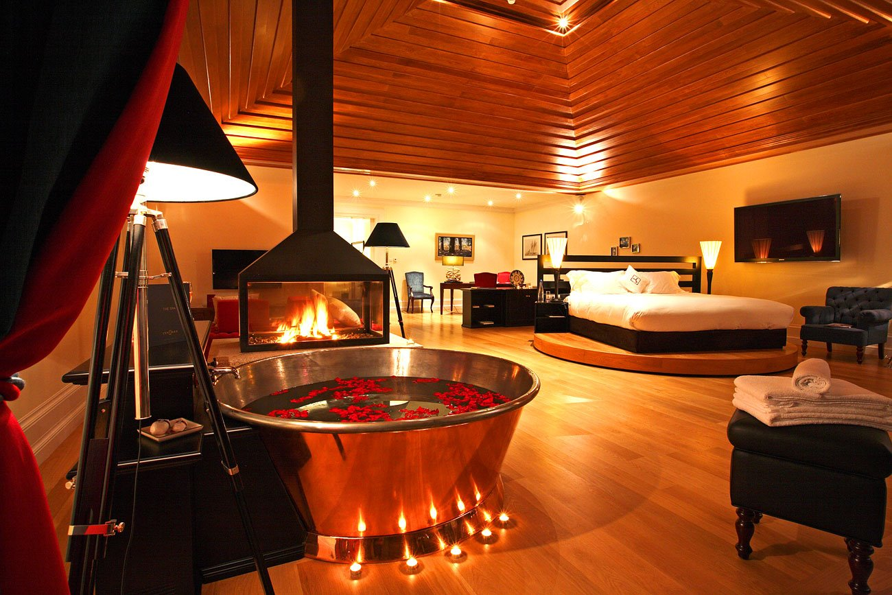 Les Hotels De Porto Avec Jacuzzi Prive Week End Et Voyage