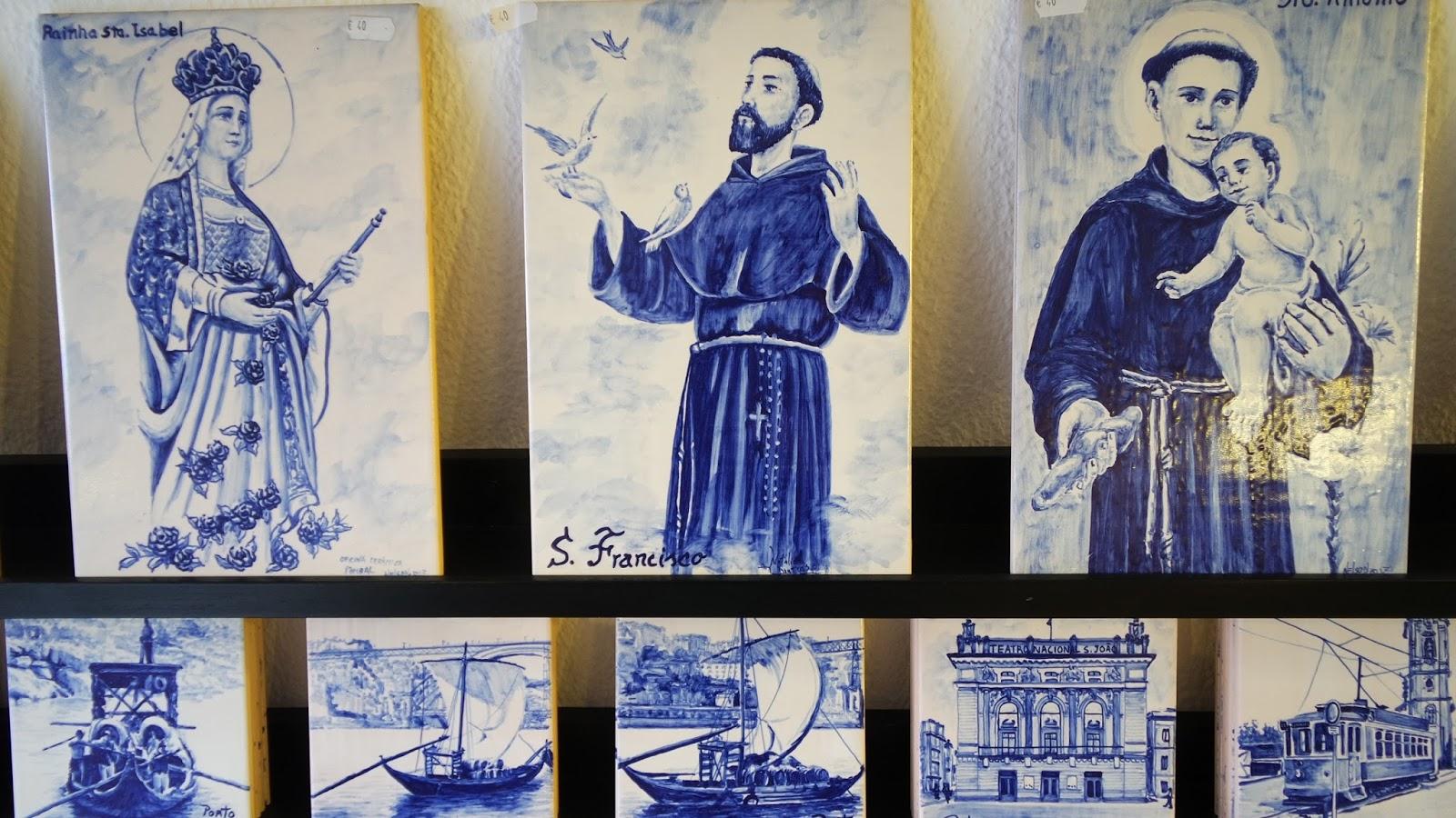 Azulejos de Prometeu Artesanato - Porto