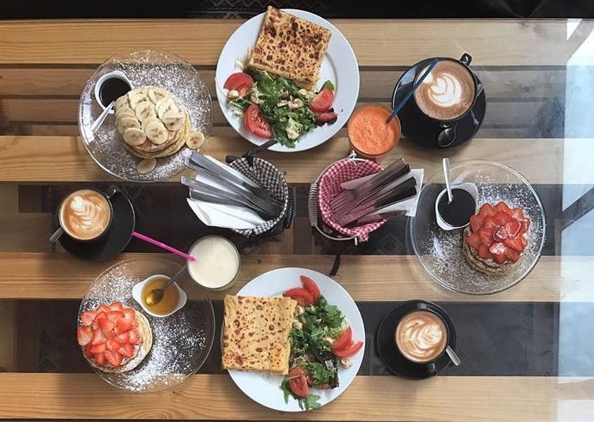 Brunch - Apartamento Cafe - Porto