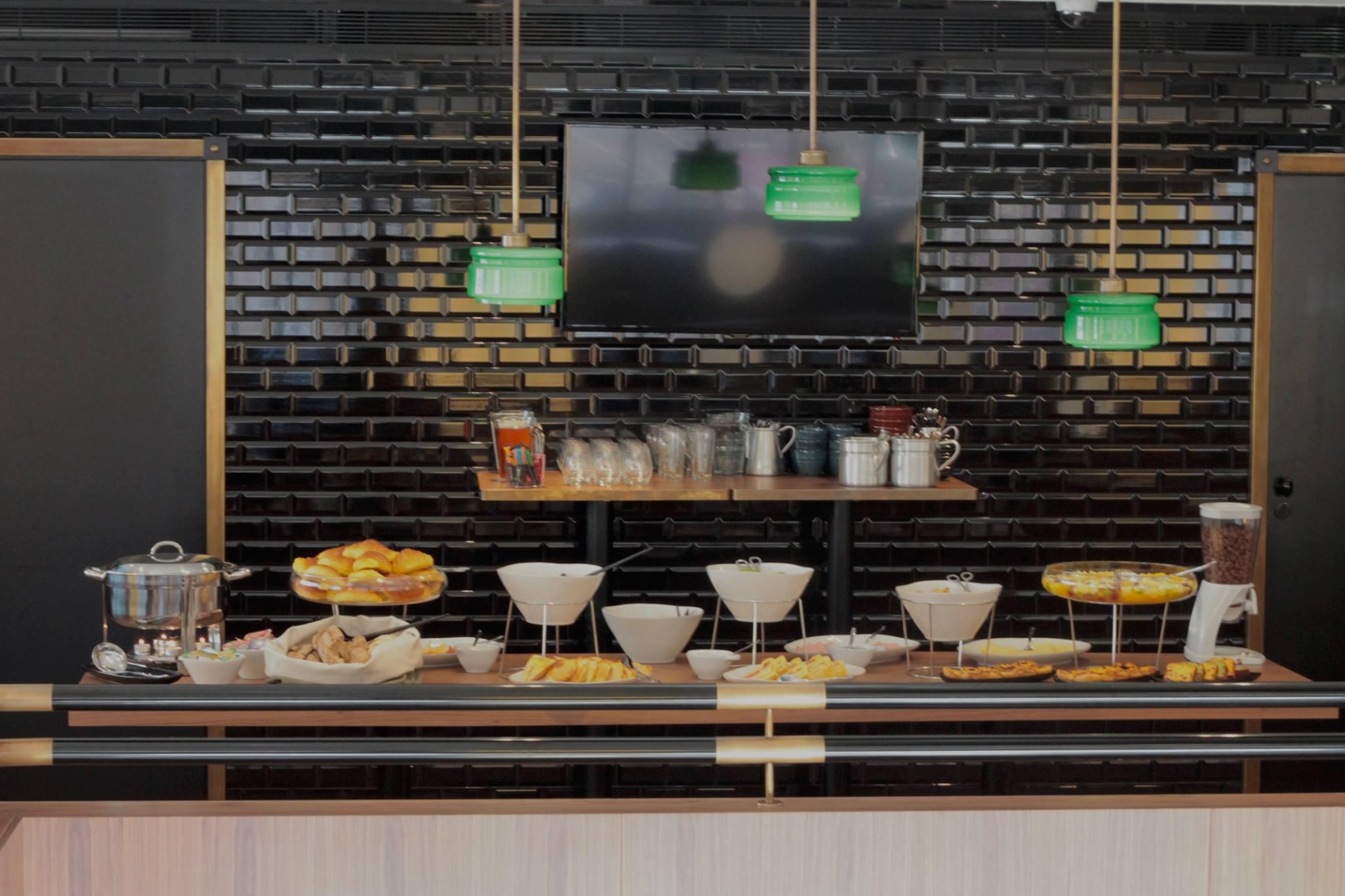 Buffet du brunch BB Gourmet - Porto