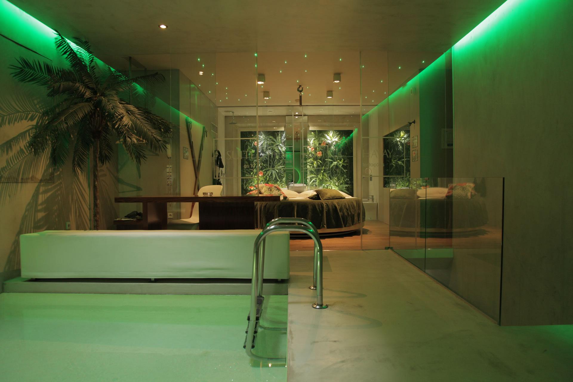 Suite Havay avec piscine privee du Motel Havay - Matosinhos - Porto