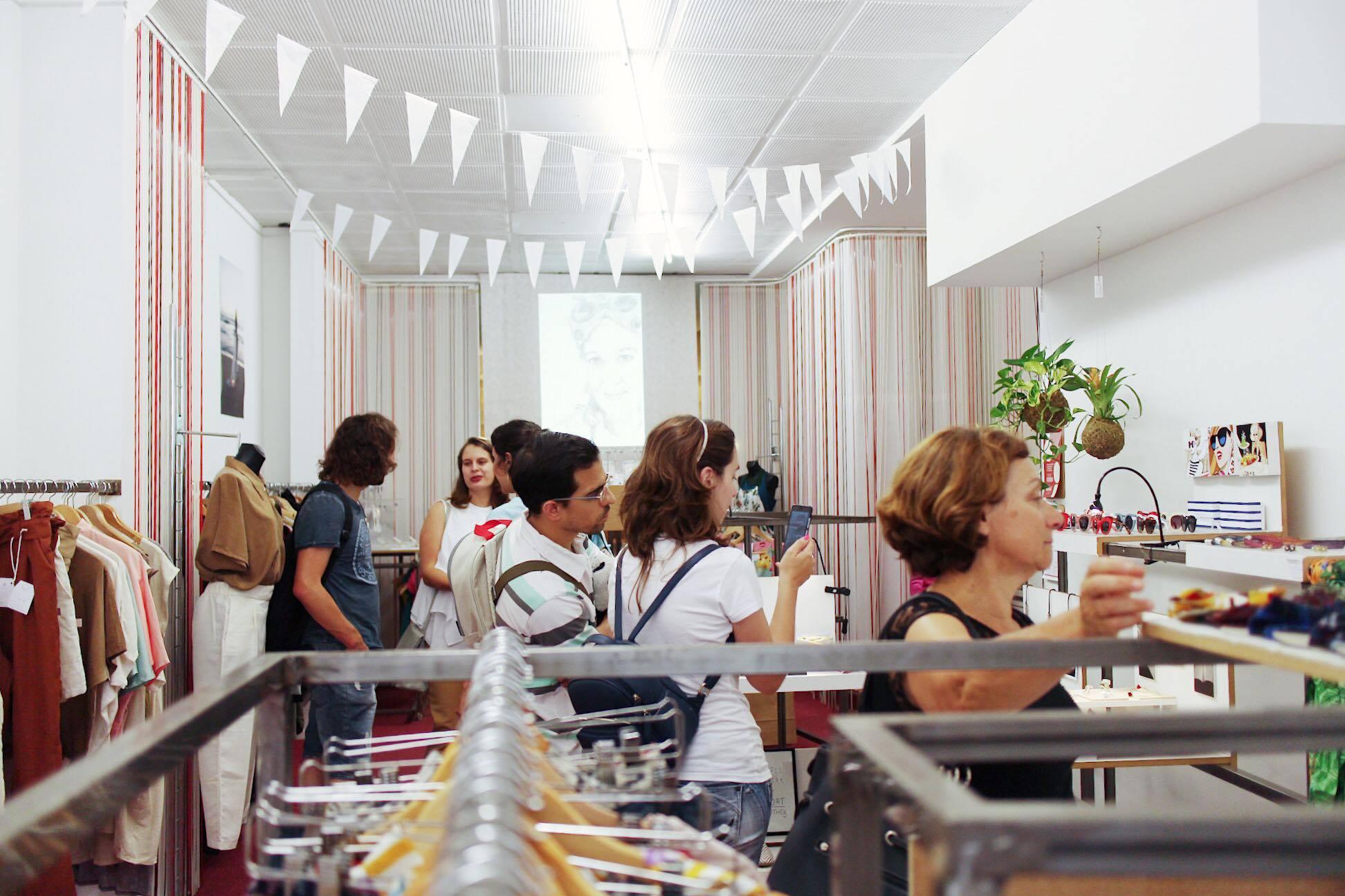 Boutique du CRU Cowork - Concept store - Porto