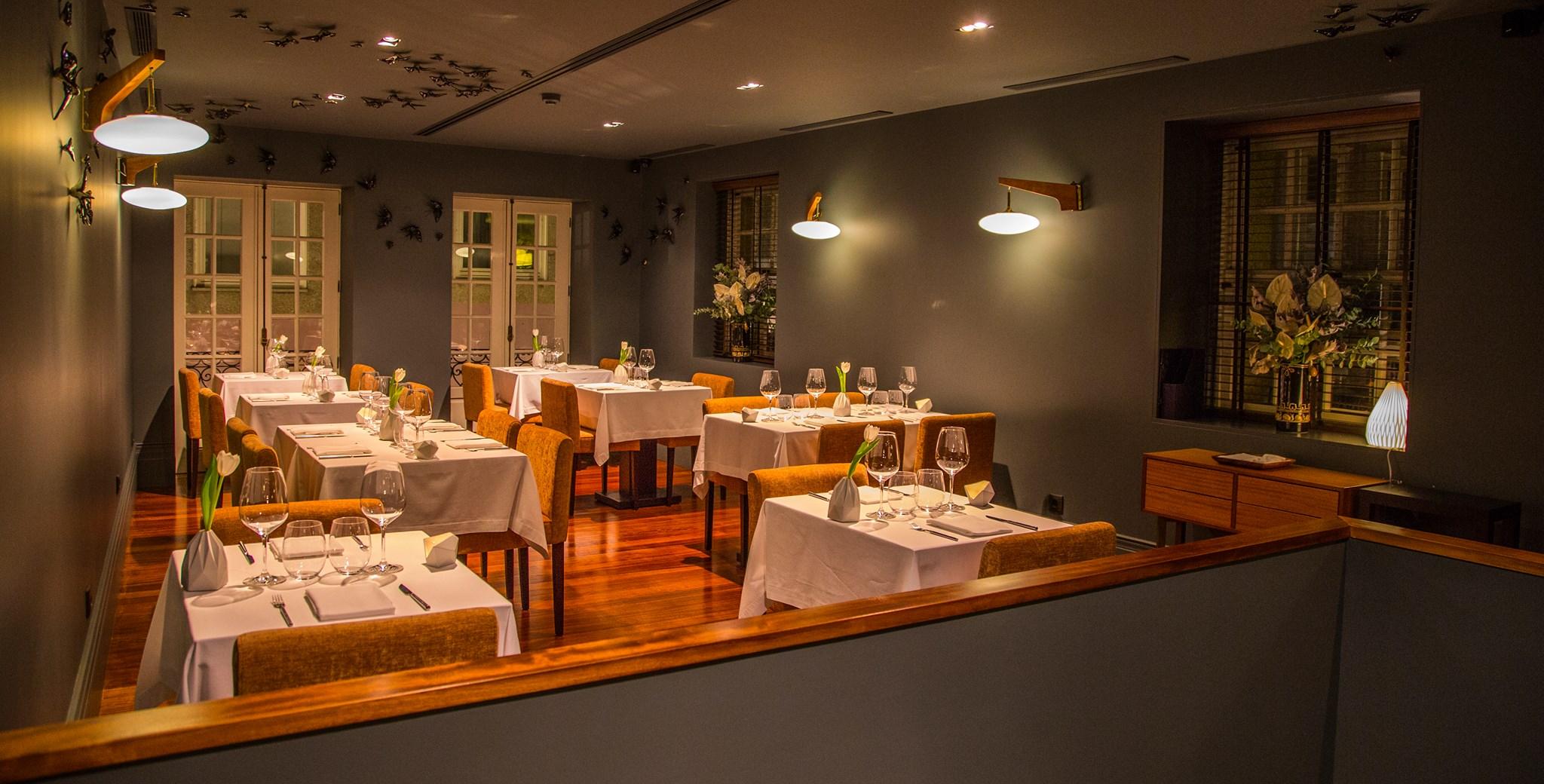 Salle du restaurant Pedro Lemos - Porto