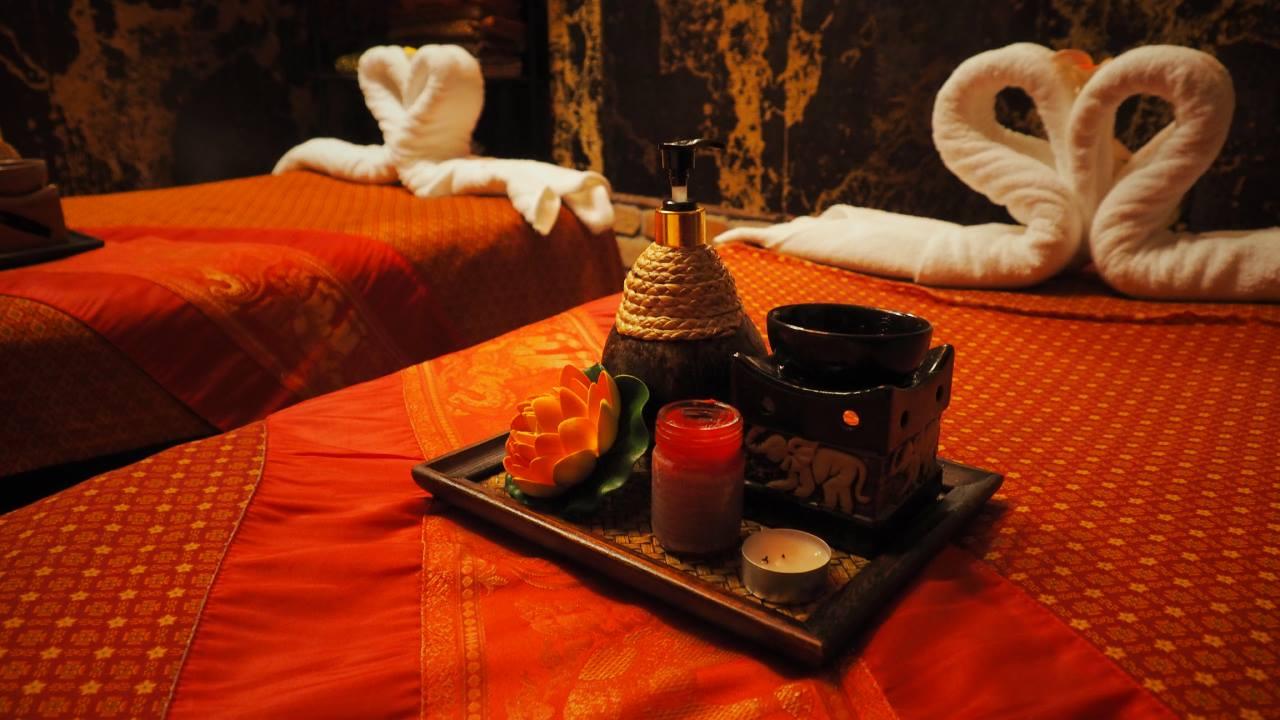 Salon de massage duo chez Thailanna Massagens - Porto
