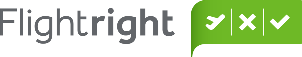 logo flightright