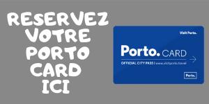 reserver porto card